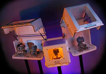 Instrument Enclosure System Sabre Instrument Valves
